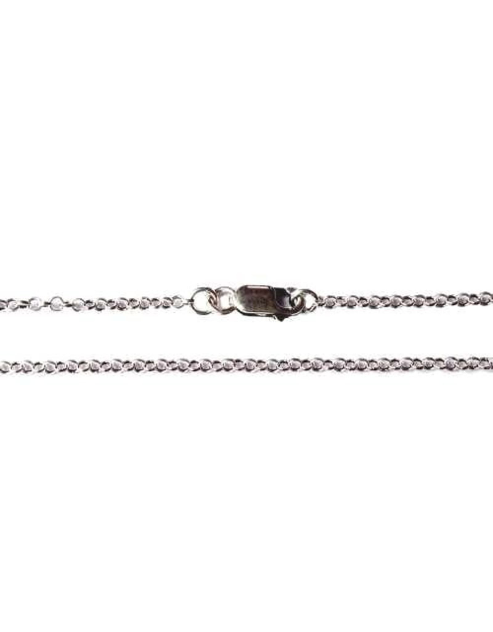 Necklace - round links
