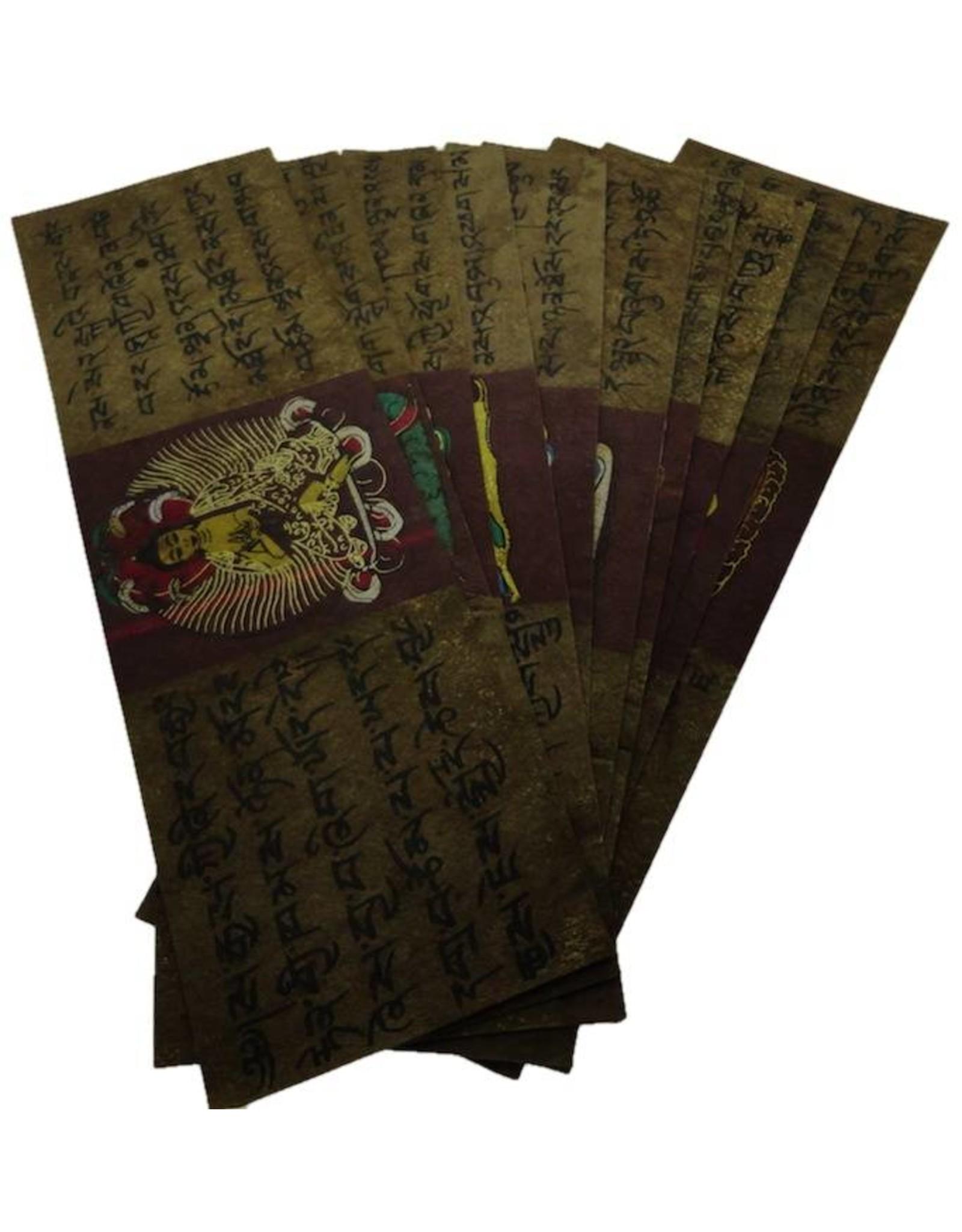 Dakini Tibetan prayer book Small - Copy
