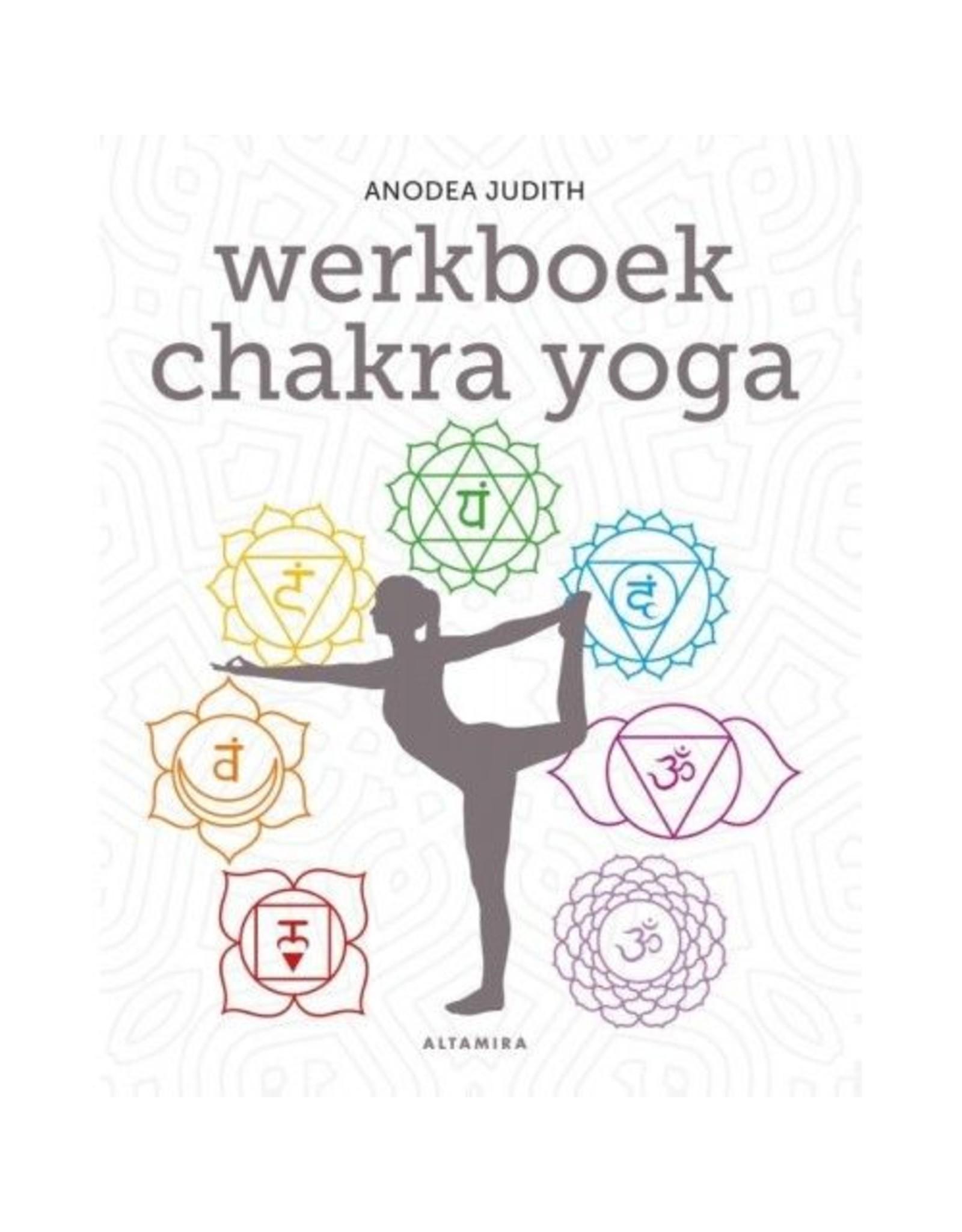 Werkboek Chakra Yoga