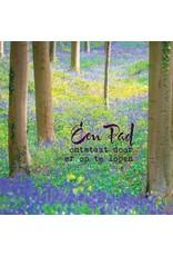 ZintenZ postcard Een pad ontstaat door