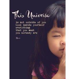 ZintenZ postkaart This universe