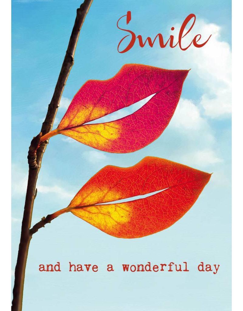 ZintenZ postcard Smile