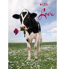 ZintenZ postkaart With love