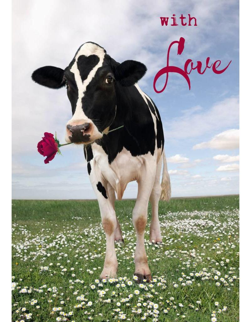 ZintenZ postcard With love