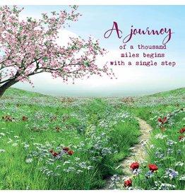 ZintenZ postkaart A journey