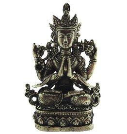 Dakini altar statue Avalokiteshvara