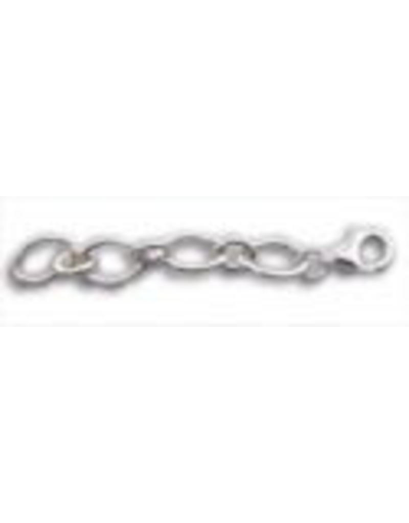 Shanti charms bracelet extension