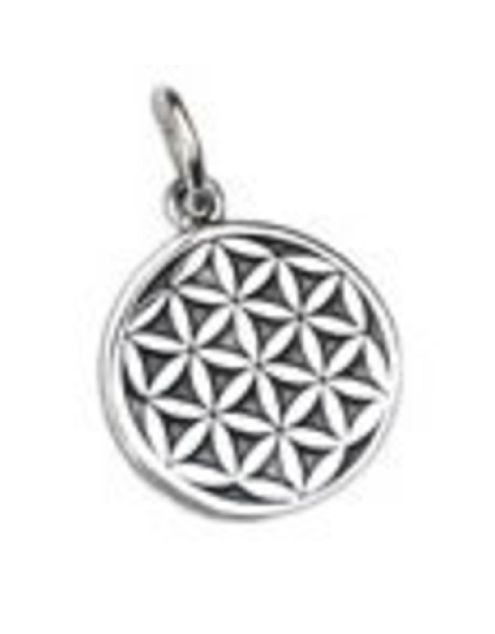 Shanti pendant Flower of Life