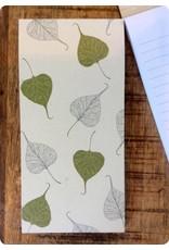 ZintenZ Notebook Bodhi leafs