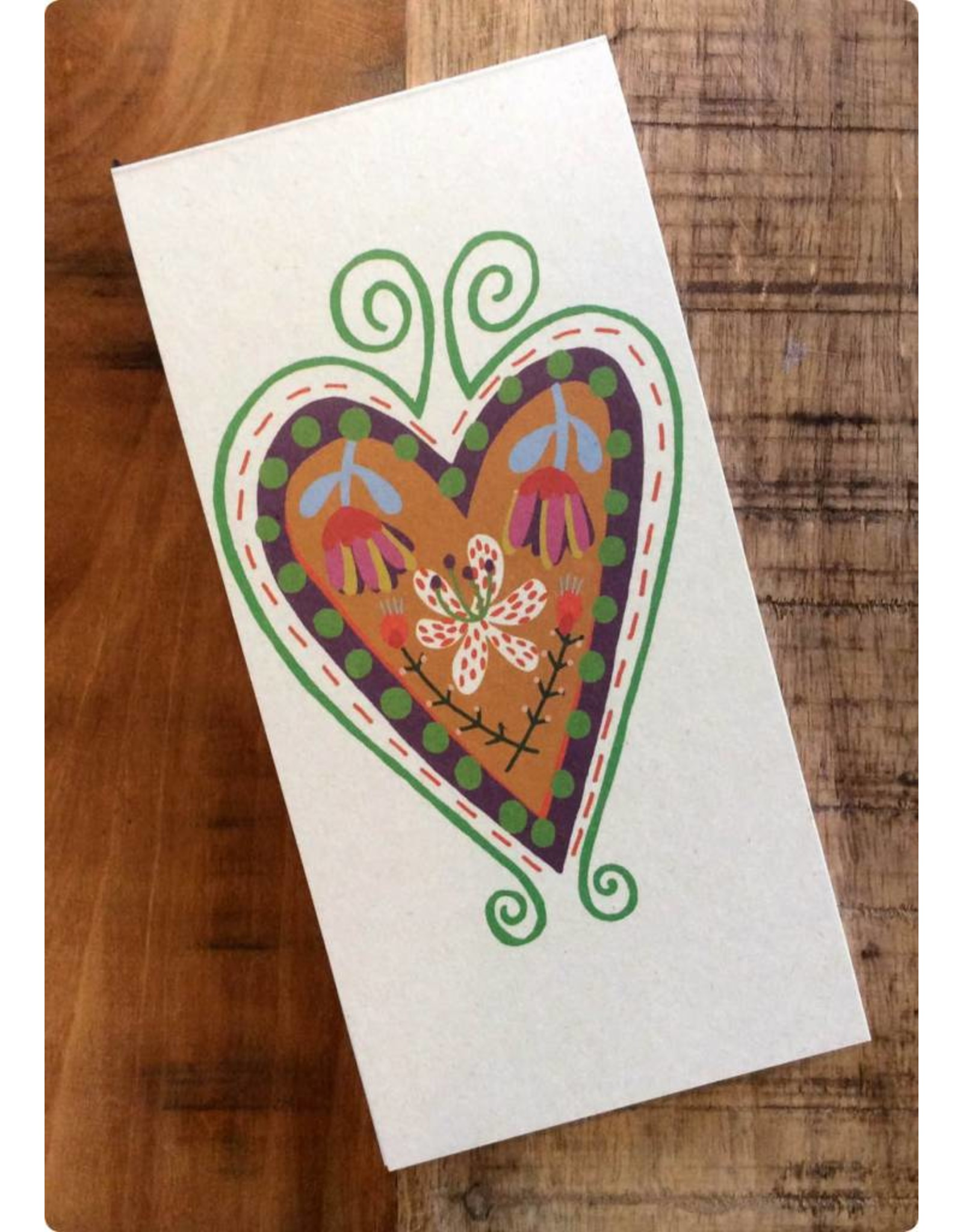 ZintenZ notebook Heart