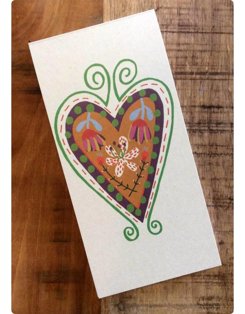 ZintenZ notebook Heart