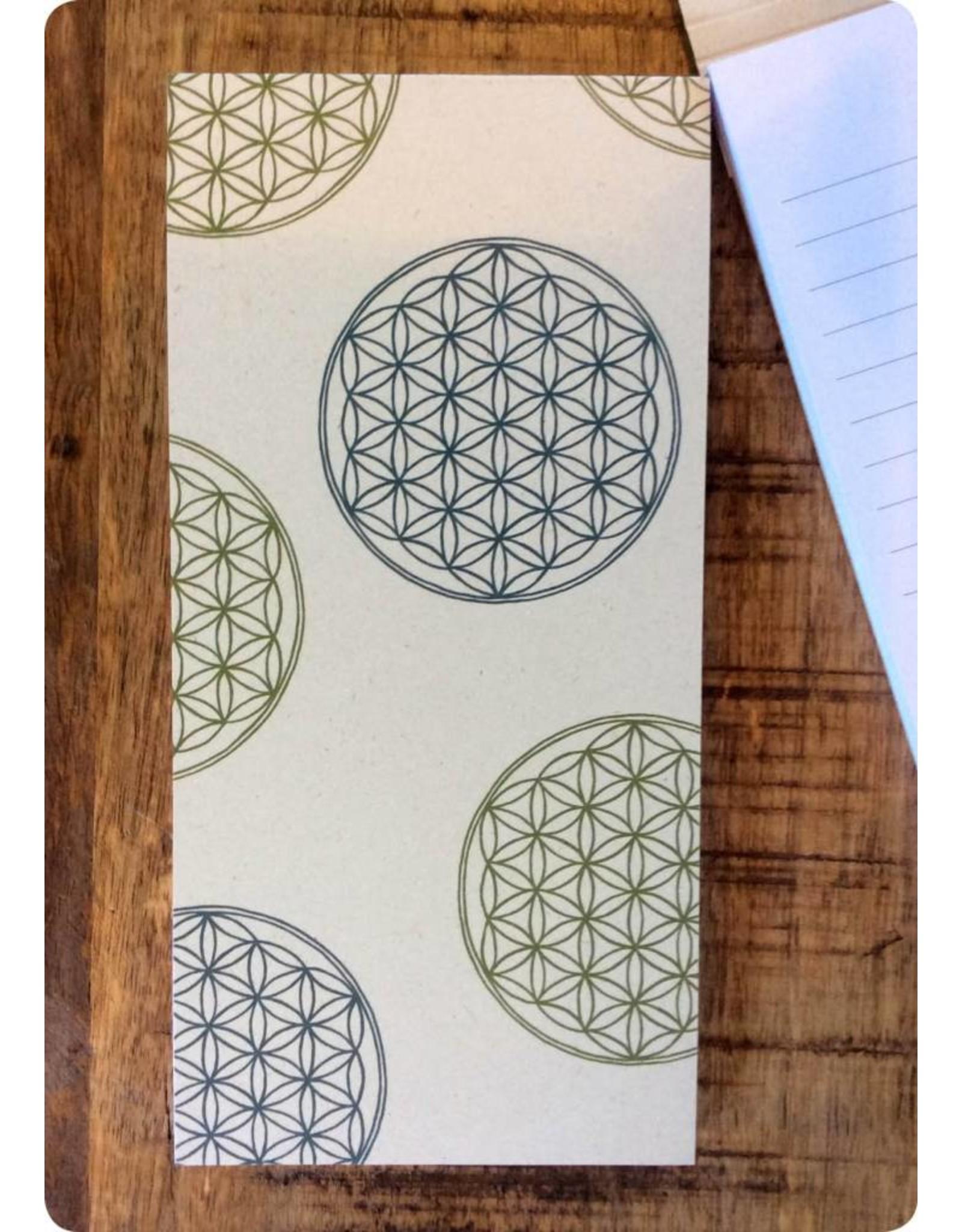 ZintenZ Notebook Flower of Life