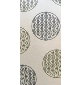 ZintenZ notitieblokje Flower of Life