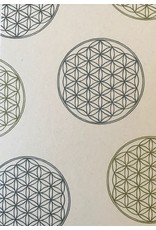 ZintenZ notebook A5 Flower of Life