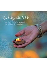 ZintenZ postcard In het juiste licht, op het juiste moment