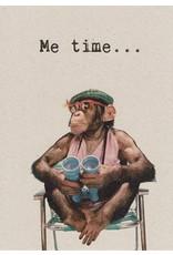 ZintenZ postkaart Me time