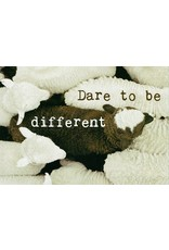 ZintenZ magnet Dare to be different