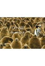ZintenZ postcard You are amazing