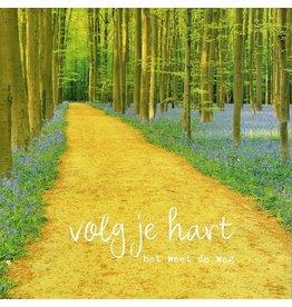 ZintenZ postkaart Volg je hart