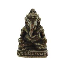 Dakini reis Ganesha messing mini