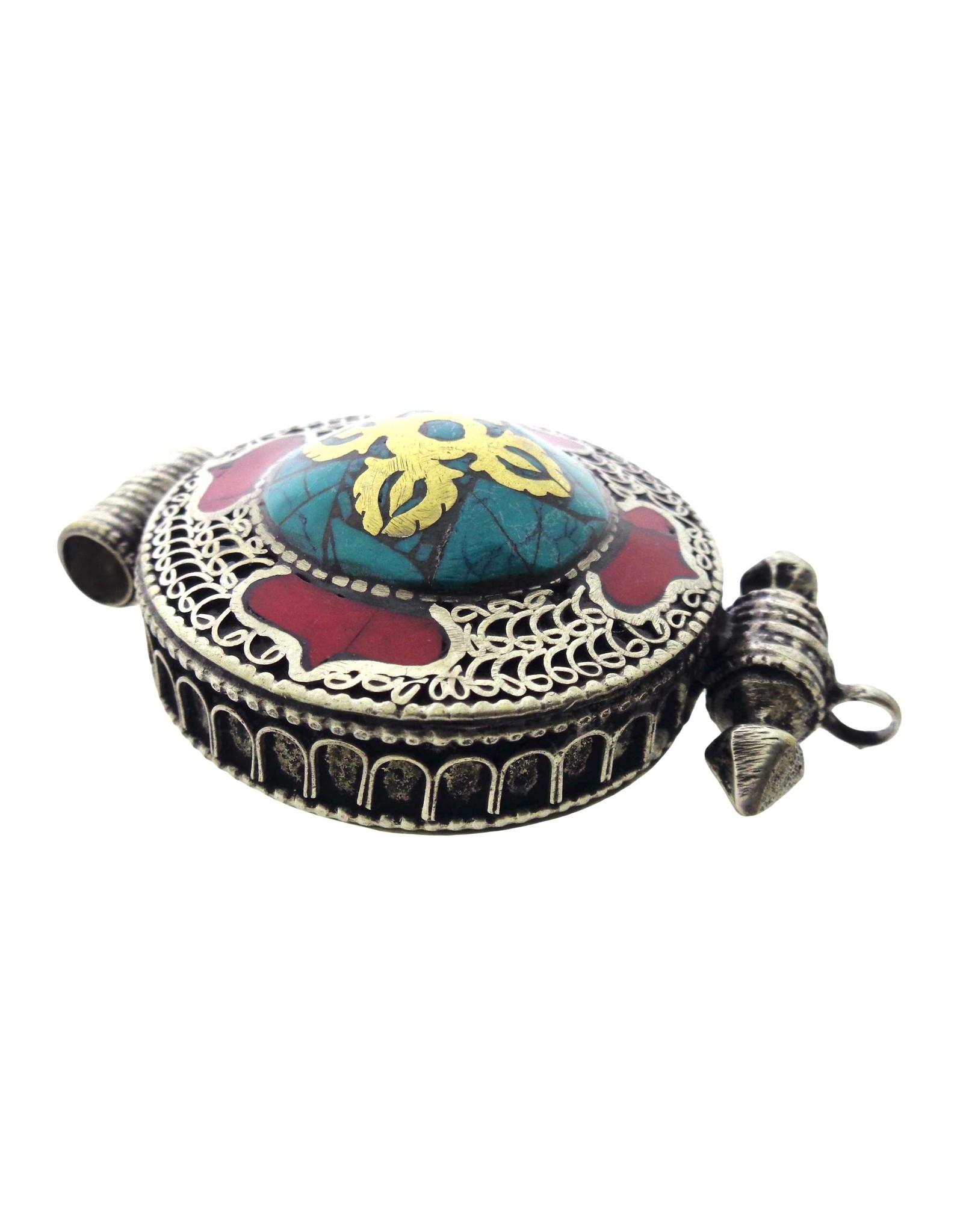 Dakini Tibetaanse Gau box Vishravajra XL
