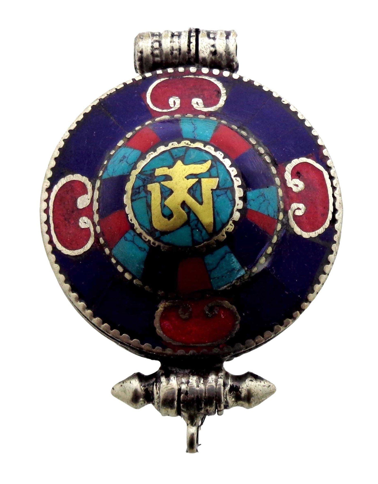 Dakini Tibetaanse Gau box Ohm L