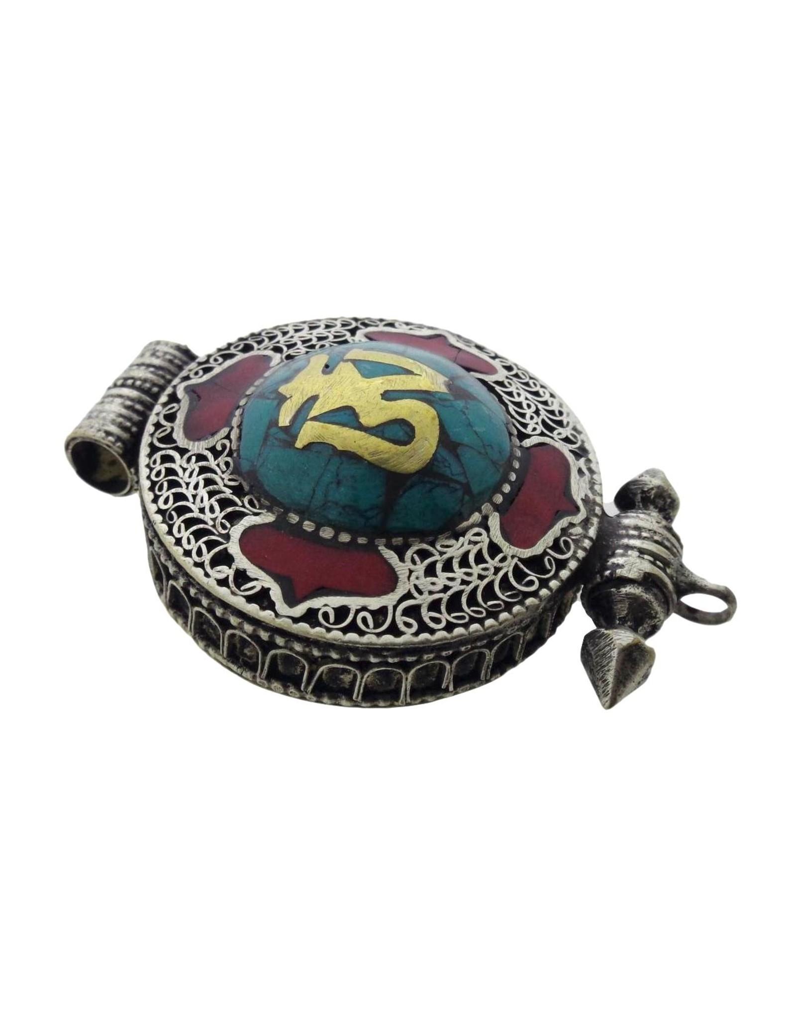 Dakini Tibetaanse Gau box Ohm XL
