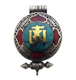 Dakini Tibetan Gau box Ohm XL
