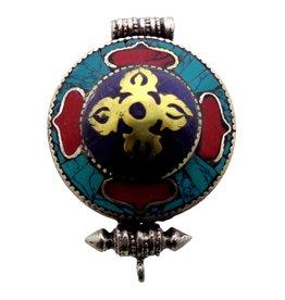 Dakini Tibetan Gau box Vishravajra L