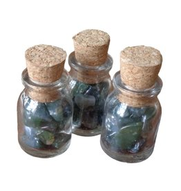 Good luck bottle agate