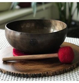 Dakini singing bowl Full Moon - size M