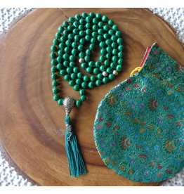 JewelryByM mala Green Tara