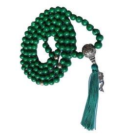 JewelryByM mala Green Tara