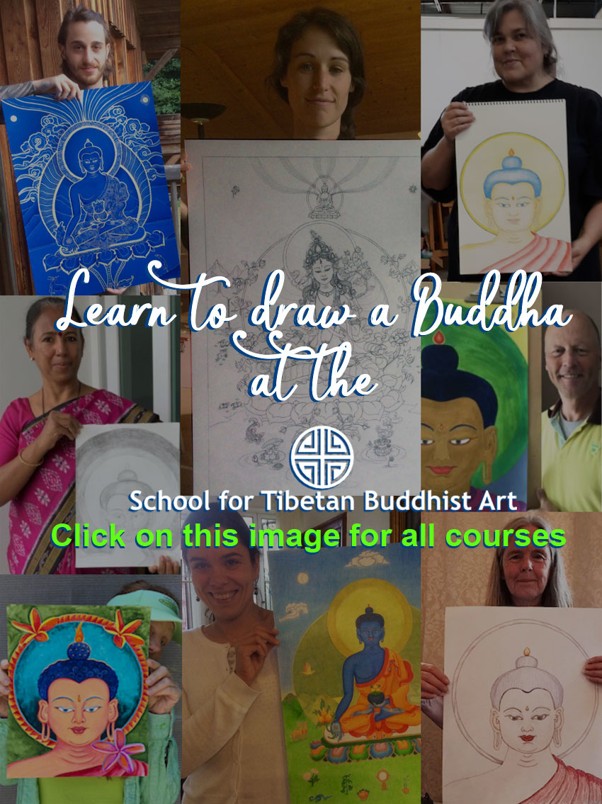 School for Tibetan Buddhist Art