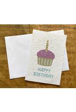 Barbosa Fair Trade wenskaart Happy Birthday