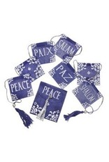 Barbosa Fair Trade Mini Prayer flags Peace