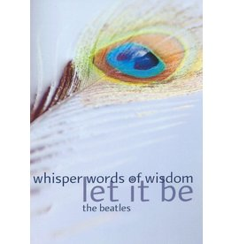 ZintenZ postcard Whisper words of wisdom