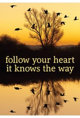ZintenZ magnet Follow your heart