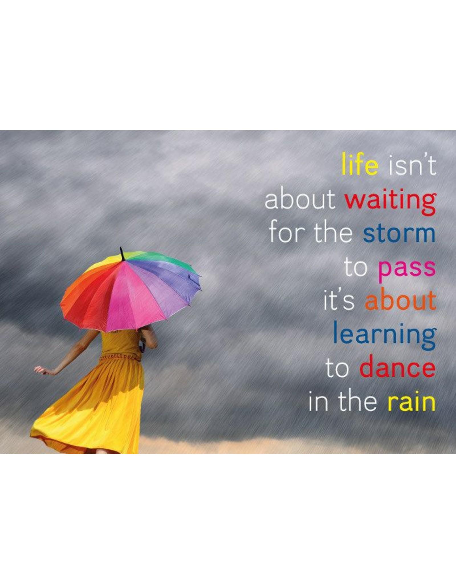 ZintenZ magneet Life isn't about waiting