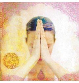 ZintenZ postkaart Meditatie Namasté