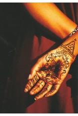 ZintenZ postkaart Henna art