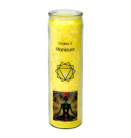 Yogi & Yogini geurkaars Chakra 3 Manipura