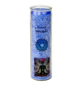 Yogi & Yogini scented candle Chakra 5 Vishudda