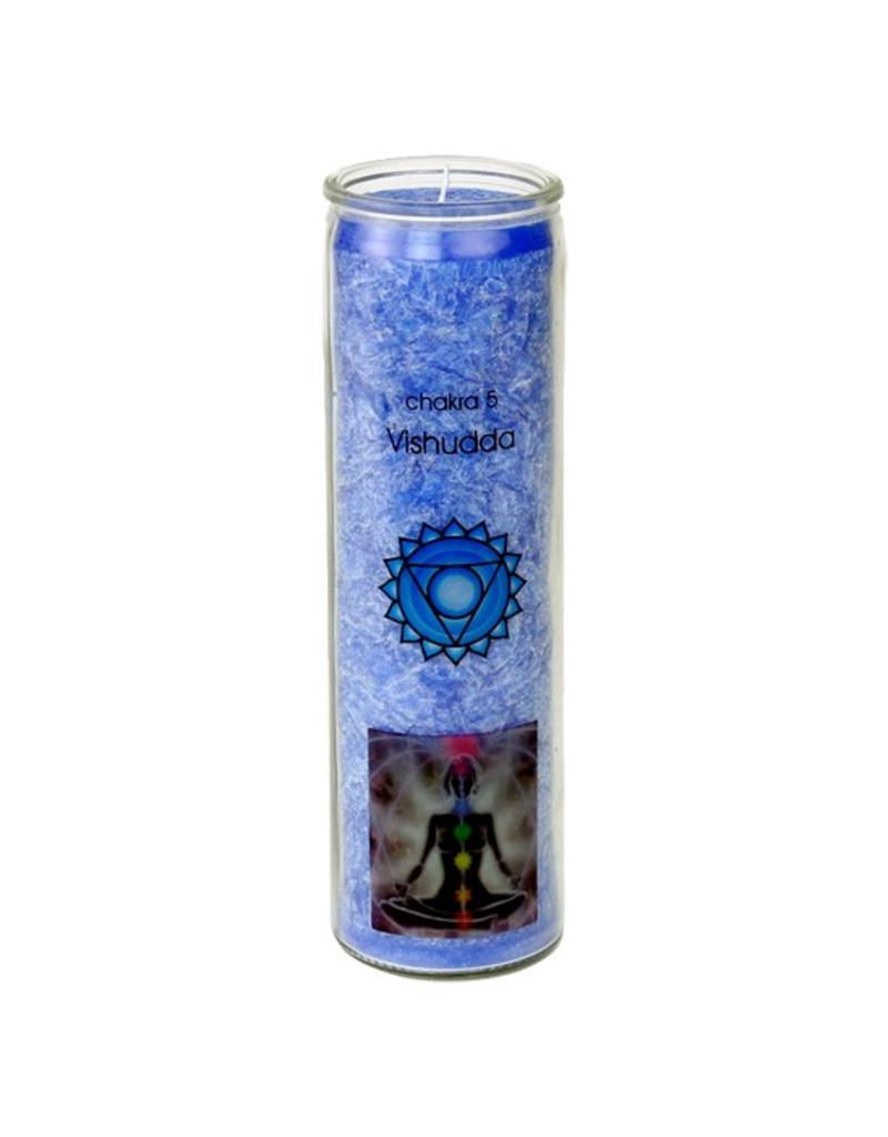 Yogi & Yogini geurkaars Chakra 5 Vishudda