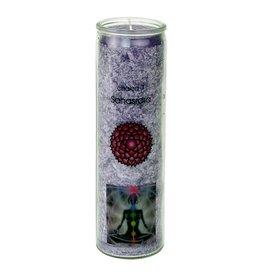 Yogi & Yogini scented candle Chakra 7 Sahasrara
