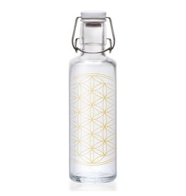 Waterfles Flower of life