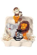 Titicaca finger puppets Safari to go