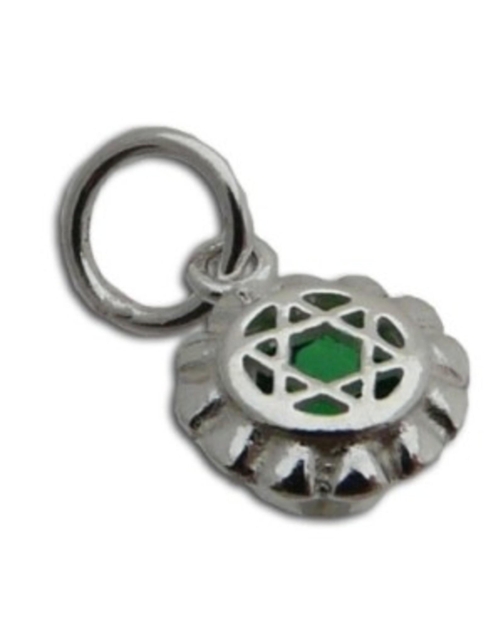 Shanti pendant heart chakra