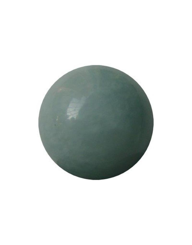 Wisselsteen Amazoniet 12 mm