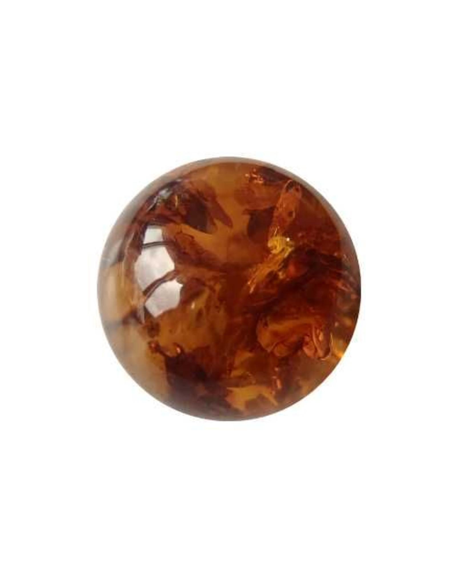 Wisselsteen Amber 12 mm